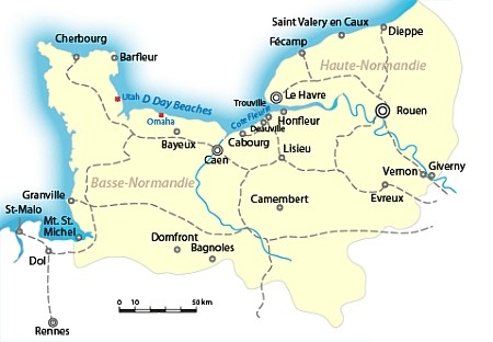 Normandy Ferry Routes