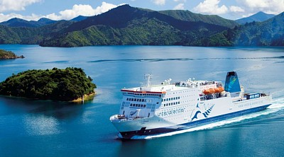 Interislander Picton Ferry